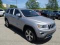 2014 Billet Silver Metallic Jeep Grand Cherokee Limited 4x4  photo #4