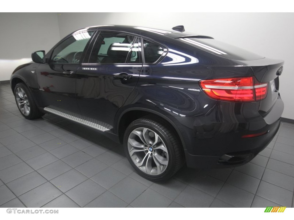 Carbon Black Metallic 2013 Bmw X6 Xdrive50i Exterior Photo