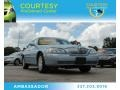 Light Ice Blue Metallic 2011 Lincoln Town Car Signature Limited