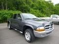 2003 Graphite Metallic Dodge Dakota SLT Quad Cab 4x4 #81810642