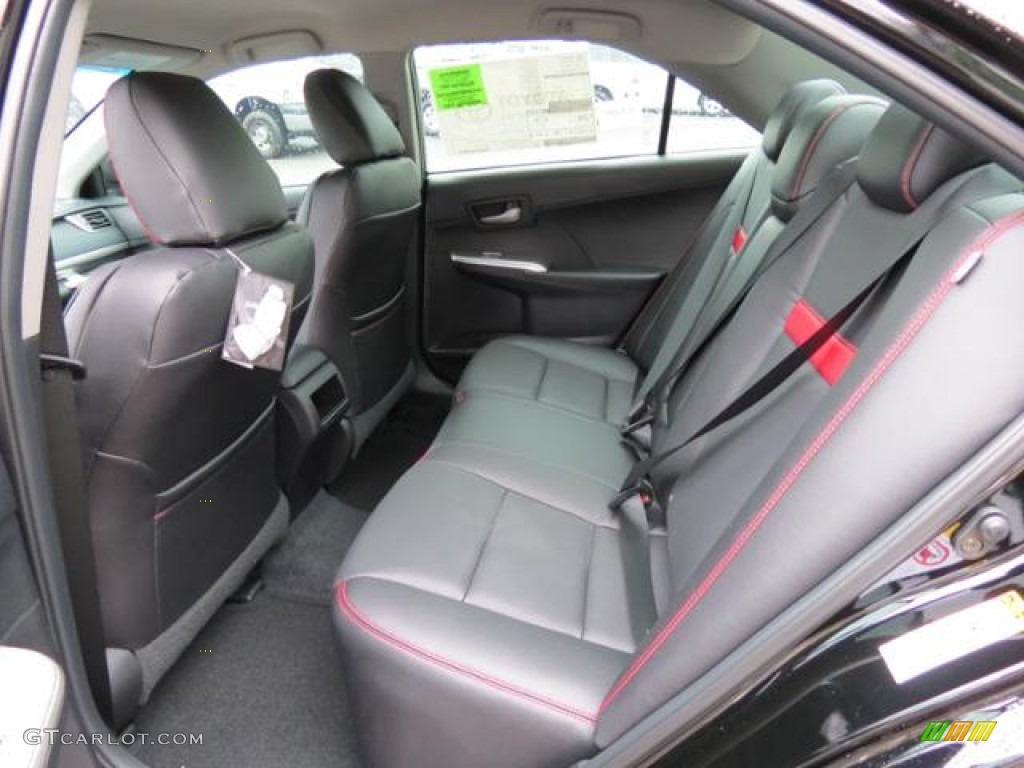 xsp red black interior 2013 toyota camry xsp photo 81854068. Black Bedroom Furniture Sets. Home Design Ideas