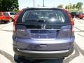 2013 Twilight Blue Metallic Honda CR-V LX AWD  photo #4
