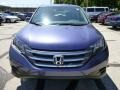 2013 Twilight Blue Metallic Honda CR-V LX AWD  photo #8