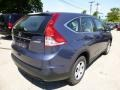2013 Twilight Blue Metallic Honda CR-V LX AWD  photo #3