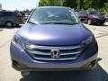 2013 Twilight Blue Metallic Honda CR-V LX AWD  photo #8