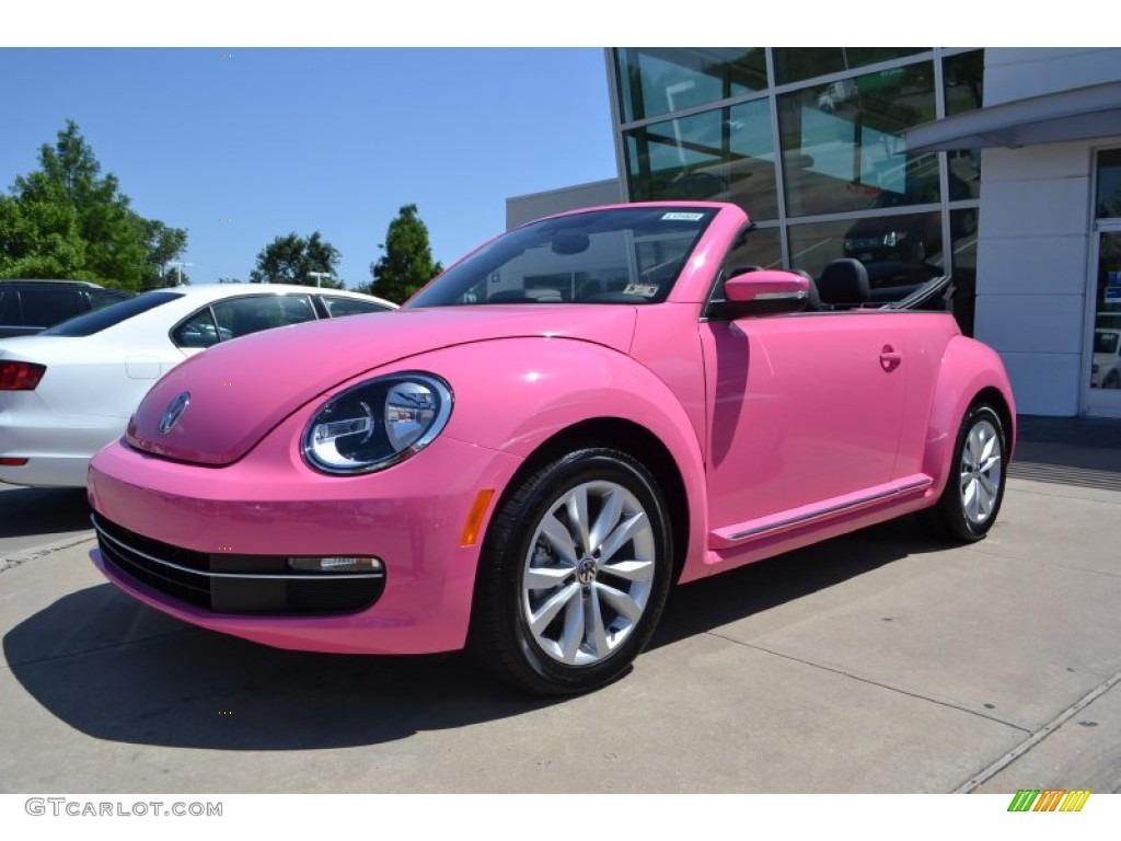 2013 custom pink volkswagen beetle tdi convertible 81810768 car color galleries. Black Bedroom Furniture Sets. Home Design Ideas