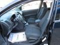 2011 Nissan Sentra SE-R Charcoal Interior Interior Photo