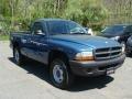 2003 Atlantic Blue Pearlcoat Dodge Dakota Regular Cab 4x4 #81870534