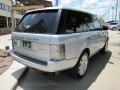 2007 Zermatt Silver Metallic Land Rover Range Rover Supercharged  photo #11