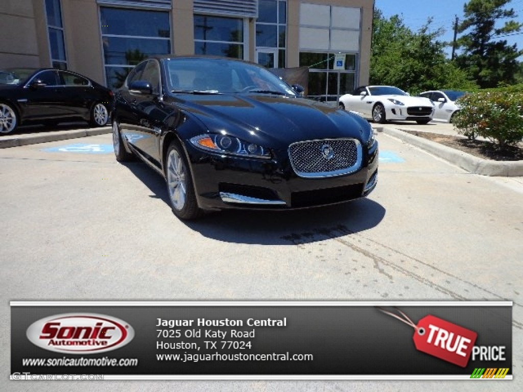 2013 ebony jaguar xf i4 t 81870785 car color galleries. Black Bedroom Furniture Sets. Home Design Ideas