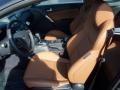 2013 Black Noir Pearl Hyundai Genesis Coupe 3.8 Grand Touring  photo #11