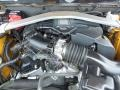 2011 Yellow Blaze Metallic Tri-coat Ford Mustang V6 Coupe  photo #16