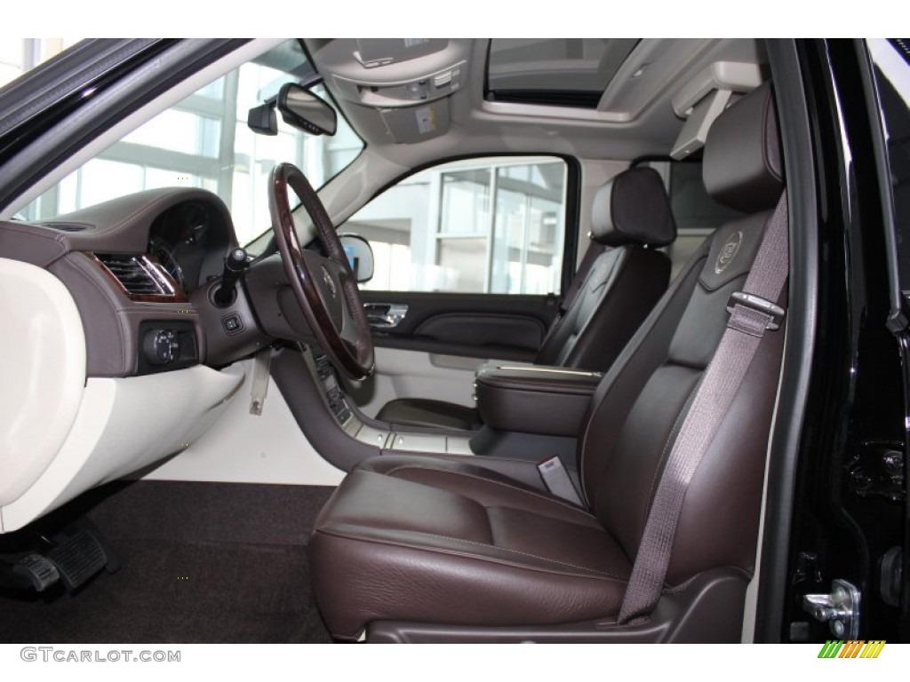 2013 Cadillac Escalade Platinum Interior Color Photos ...