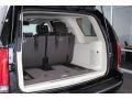 2013 Cadillac Escalade Cocoa/Light Linen Interior Trunk Photo