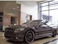 Titanium Grey Metallic 2008 Mercedes-Benz CL 63 AMG