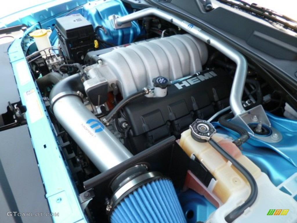 2010 dodge challenger srt8 6 1 liter srt hemi ohv 16 valve vvt v8 engine photo 81902869. Black Bedroom Furniture Sets. Home Design Ideas