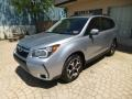 Front 3/4 View of 2014 Forester 2.0XT Touring