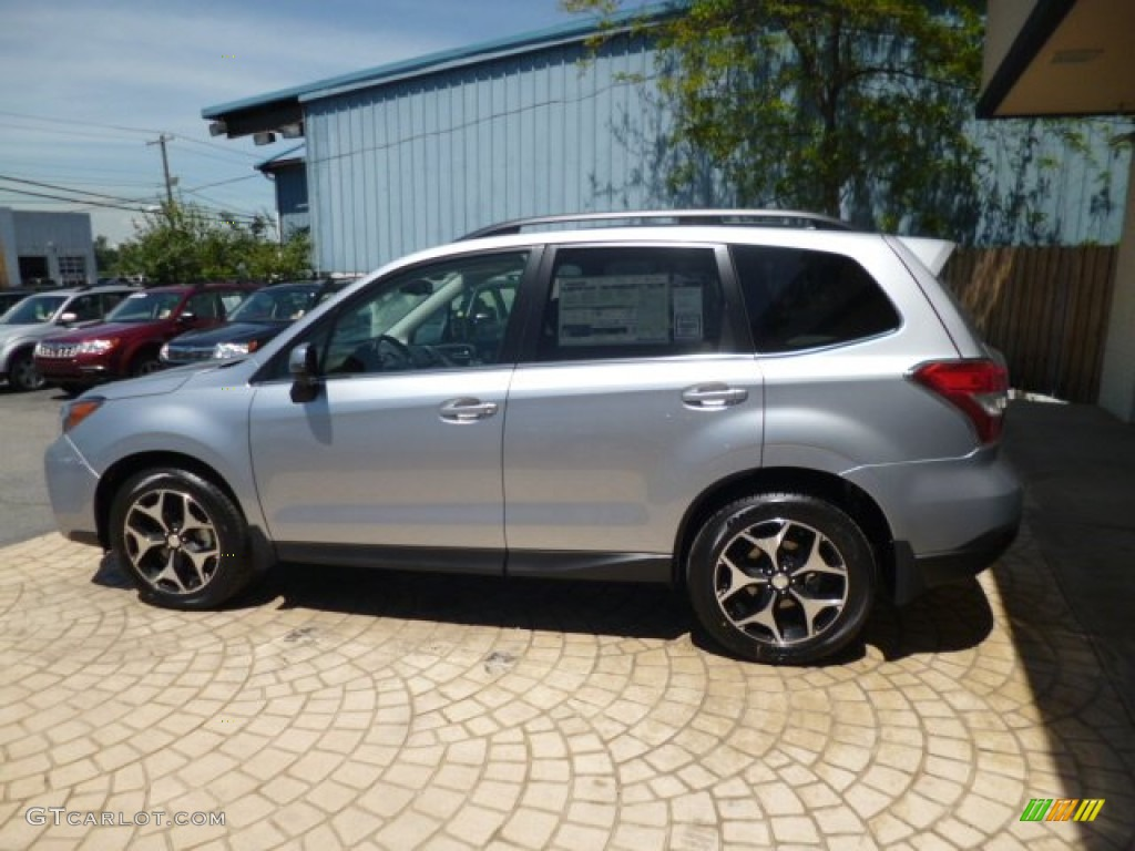 ice silver metallic 2014 subaru forester 2 0xt touring exterior photo 81906021. Black Bedroom Furniture Sets. Home Design Ideas