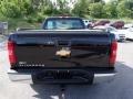 2012 Black Chevrolet Silverado 1500 Work Truck Regular Cab 4x4  photo #7