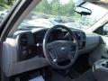 2012 Black Chevrolet Silverado 1500 Work Truck Regular Cab 4x4  photo #10