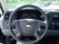 2012 Black Chevrolet Silverado 1500 Work Truck Regular Cab 4x4  photo #17