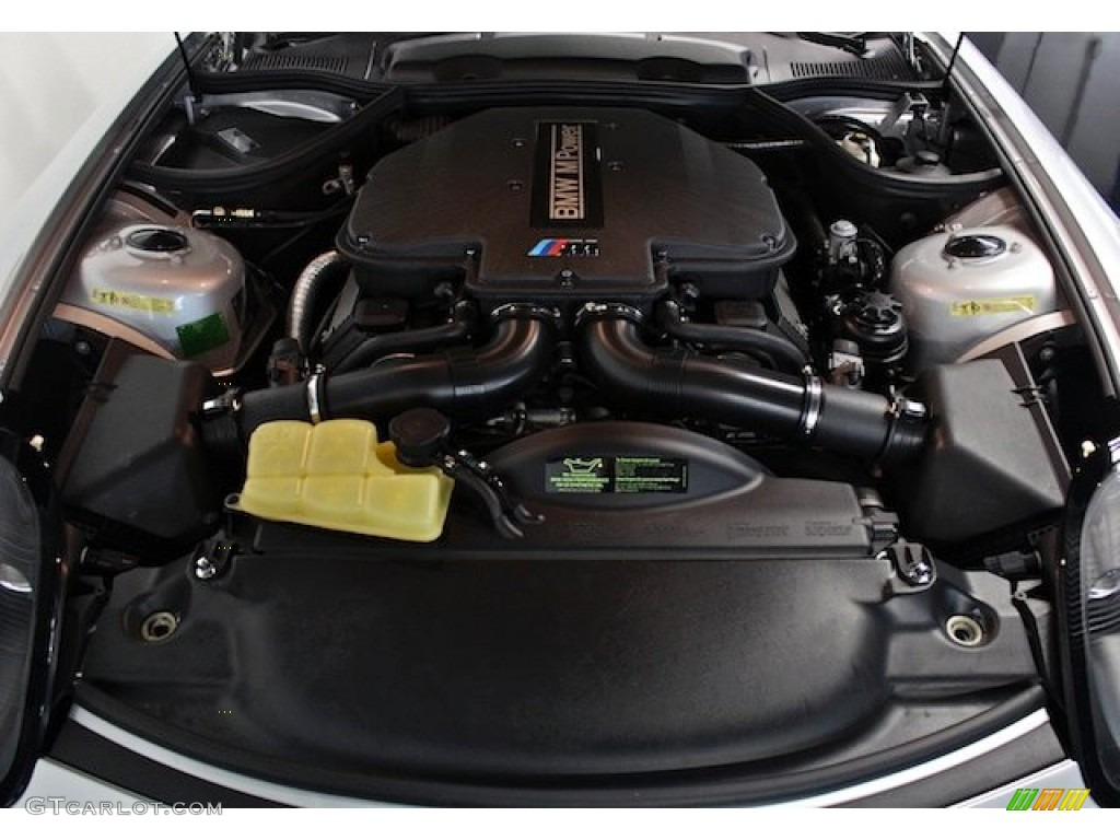 2000 Bmw Z8 Roadster 5 0 Liter Dohc 32 Valve V8 Engine Photo 81921097 Gtcarlot Com