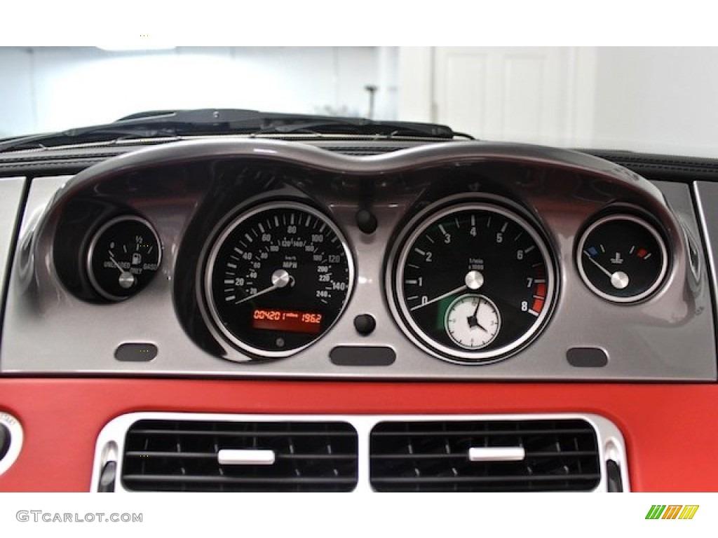 2000 Bmw Z8 Roadster Gauges Photo 81921567 Gtcarlot Com