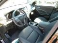 Black Prime Interior Photo for 2013 Hyundai Santa Fe #81926047