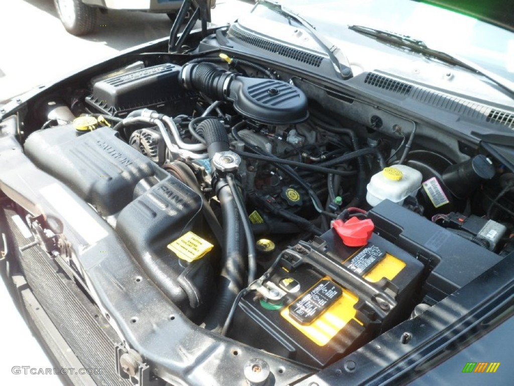 2003 dodge durango slt 4x4 engine photos
