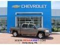 Desert Brown Metallic 2007 Chevrolet Silverado 1500 Gallery