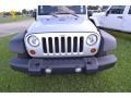 2011 Bright Silver Metallic Jeep Wrangler Sport S 4x4  photo #9