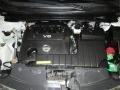 2011 Glacier White Pearl Nissan Murano SV AWD  photo #23