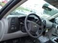 2013 Black Chevrolet Silverado 1500 LS Regular Cab 4x4  photo #10