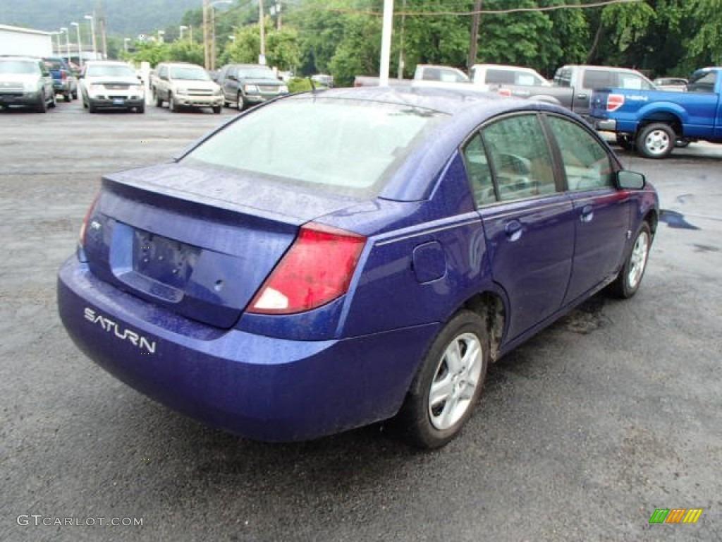 2006 Laser Blue Saturn ION 2 Sedan #81932655 Photo #8 ...  Saturn Ion 2006 Blue