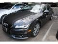 Oolong Grey Metallic 2012 Audi A7 Gallery