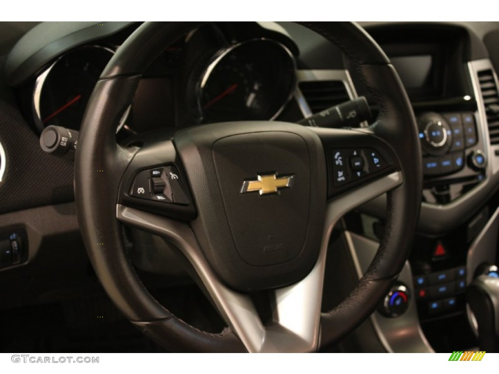 2012 chevrolet cruze ltz steering wheel photos. Black Bedroom Furniture Sets. Home Design Ideas