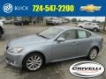 Breakwater Blue Metallic 2009 Lexus IS 250 AWD