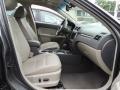 2011 Sterling Grey Metallic Ford Fusion SEL V6 AWD  photo #12