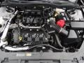 2011 Sterling Grey Metallic Ford Fusion SEL V6 AWD  photo #25