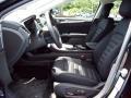 2013 Tuxedo Black Metallic Ford Fusion SE  photo #6