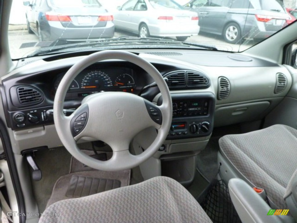 on 1997 Dodge Caravan Interior