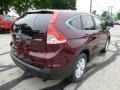 2013 Basque Red Pearl II Honda CR-V EX AWD  photo #3