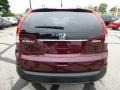 2013 Basque Red Pearl II Honda CR-V EX AWD  photo #4
