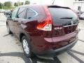 2013 Basque Red Pearl II Honda CR-V EX AWD  photo #5