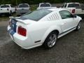 2007 Performance White Ford Mustang GT Premium Coupe  photo #7