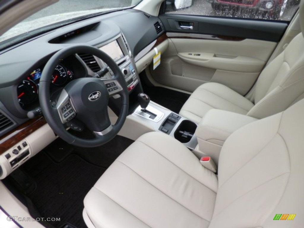 Ivory Interior 2014 Subaru Legacy Limited Photo 82031039