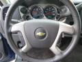 Ebony Steering Wheel Photo for 2013 Chevrolet Silverado 1500 #82035992