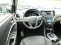 Black Dashboard Photo for 2013 Hyundai Santa Fe #82039060