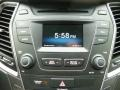 Black Audio System Photo for 2013 Hyundai Santa Fe #82039152