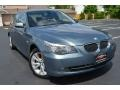 2010 Neptune Blue Metallic BMW 5 Series 535i xDrive Sedan #82038611